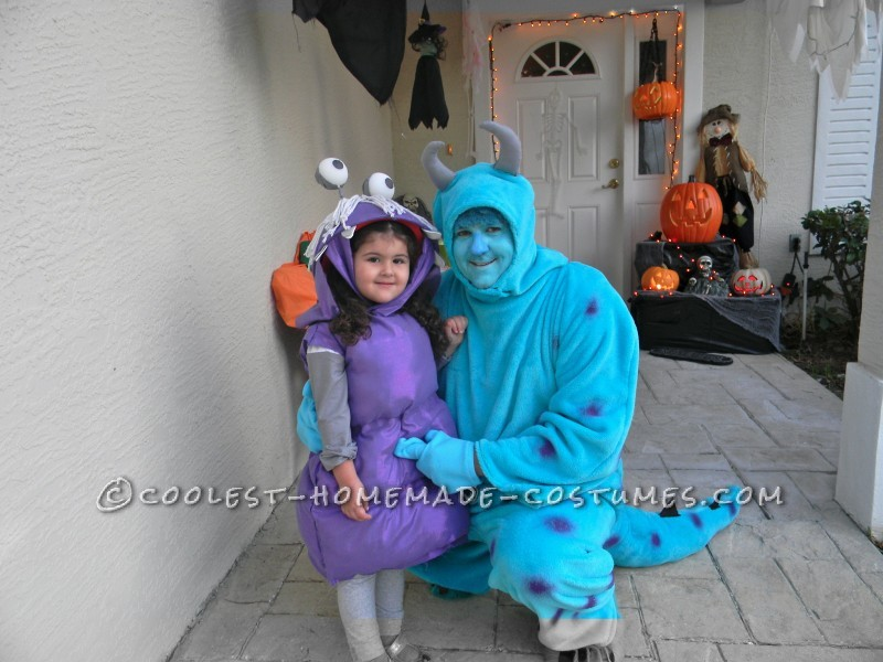 Best Monsters Inc. Costumes Ever! - 5