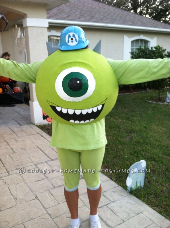 Best Monsters Inc. Costumes Ever! - 6
