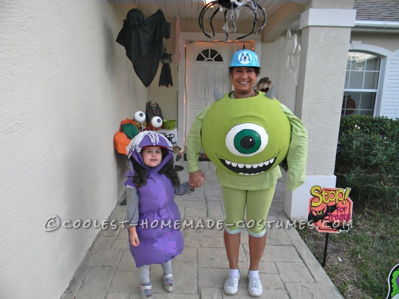 Best Monsters Inc. Costumes Ever! - 7