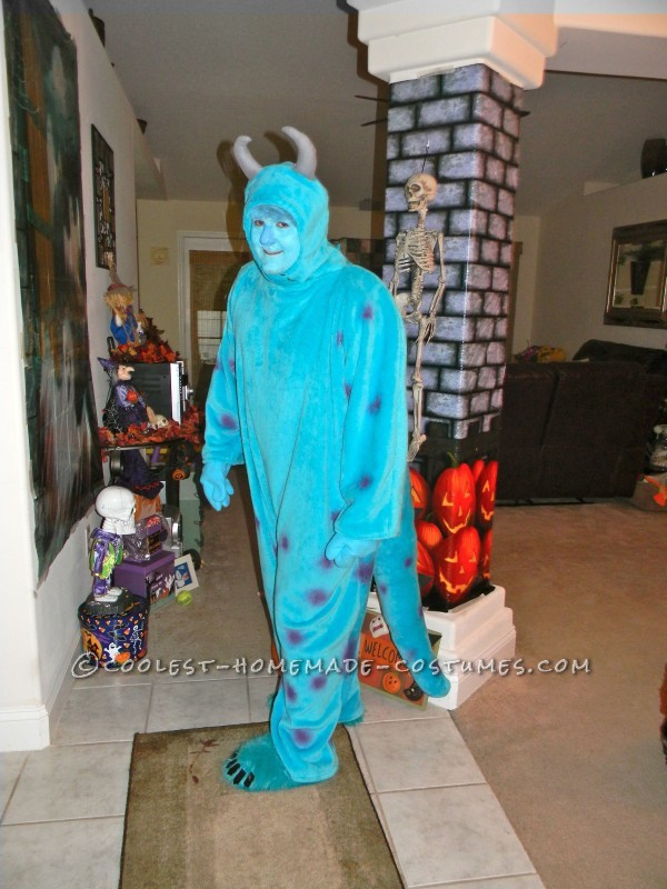 Best Monsters Inc. Costumes Ever! - 8