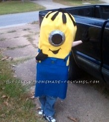 Stewart The One-Eyed Minion Costume