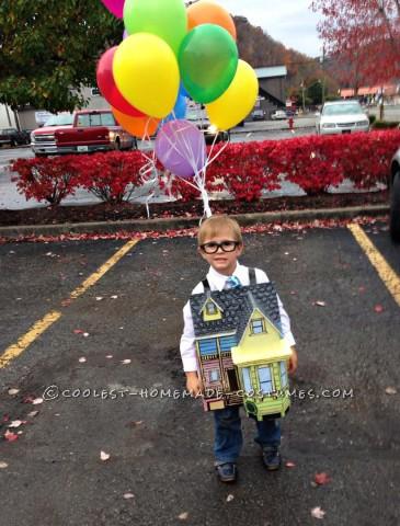 Best Halloween Up! Costume for Under $20