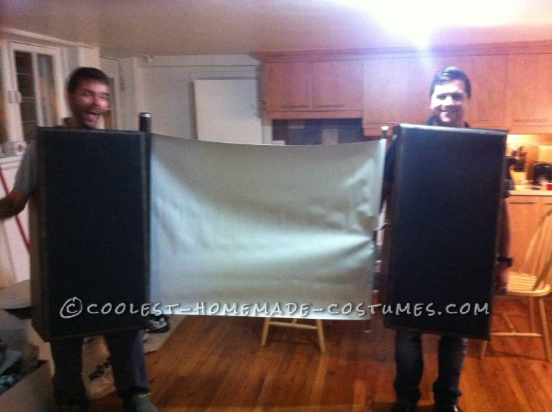 Over-the-Top Group Halloween Costume: Biggest Nintendo Ever! - 8