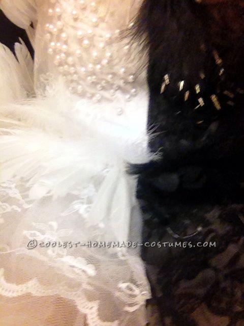 Bipolar Swan Costume - 5