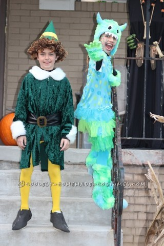 Cool Buddy the Elf Costume