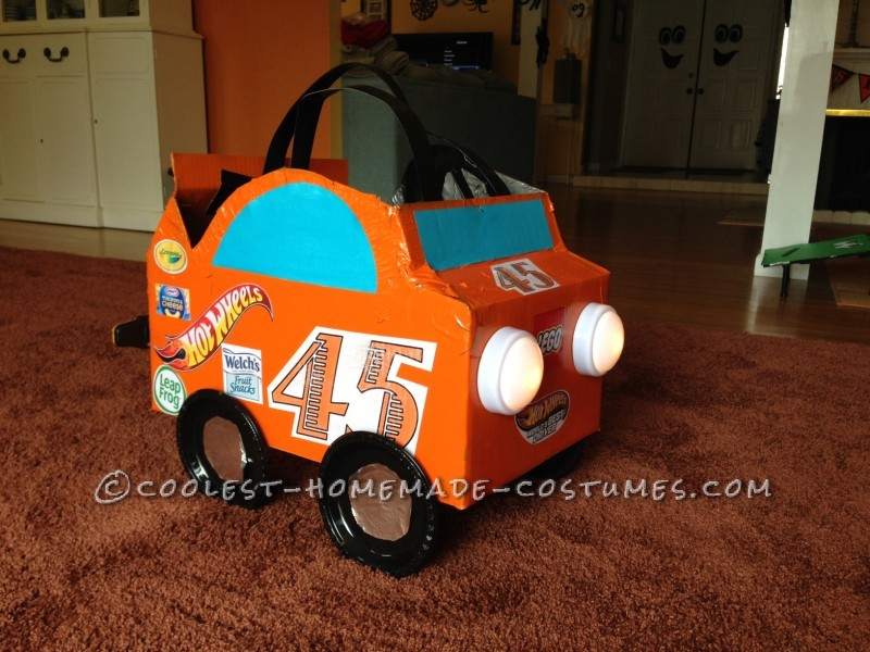 Cheap and Easy Car-Themed Family Halloween Costumes - 2