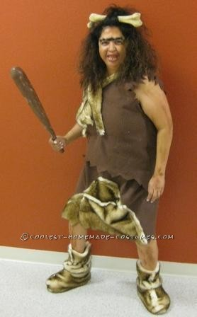 Cavewoman Costume - Coolest Homemade Costumes