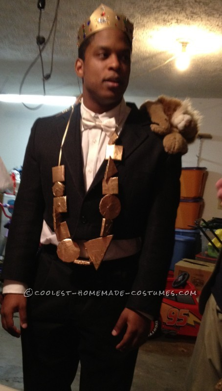 Cheap and Funny Akeem Costume from Coming to America