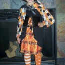 Cheap Shabby Chic Girl's Owl Witch Costume