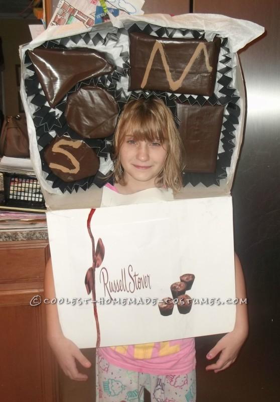 Cool DIY Costume Idea: Life is Like a Box of Chocolates