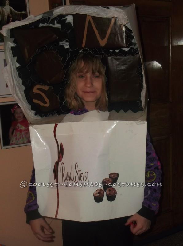 Cool DIY Costume Idea: Life is Like a Box of Chocolates - 1