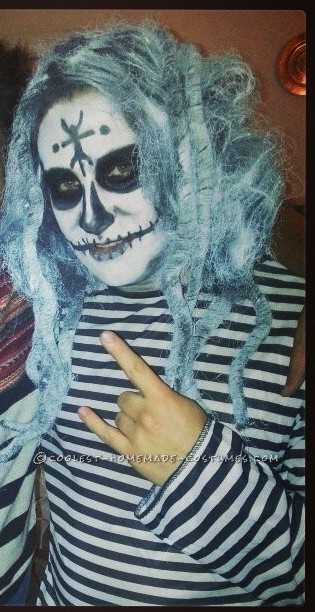 Creepy Heidi Hawthorne Costume from The Lords of Salem