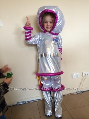 Coolest Girls Astronaut Costume
