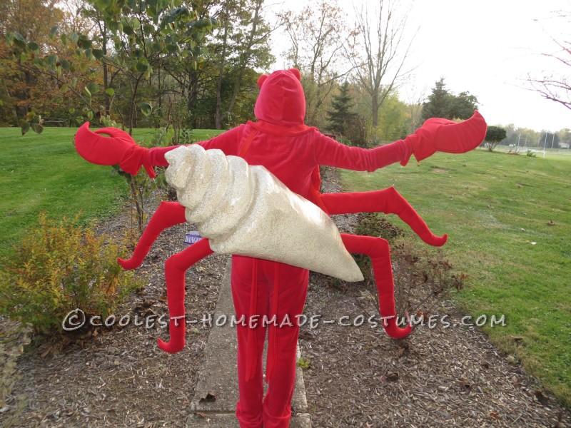 Coolest Hermit Crab Costume - 1