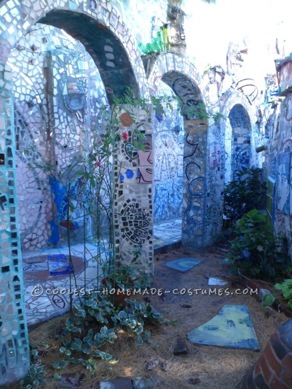 Philadelphia\'s Magic Gardens