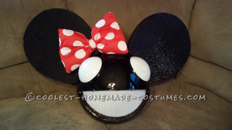 Coolest Home Made Mickey and Minnie Deadmau5 Costume (MickeyMau5) - 6