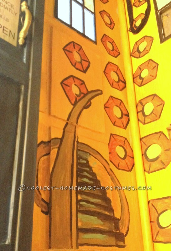 TARDIS Stairs
