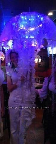 Glowing Jellyfish Halloween Costume