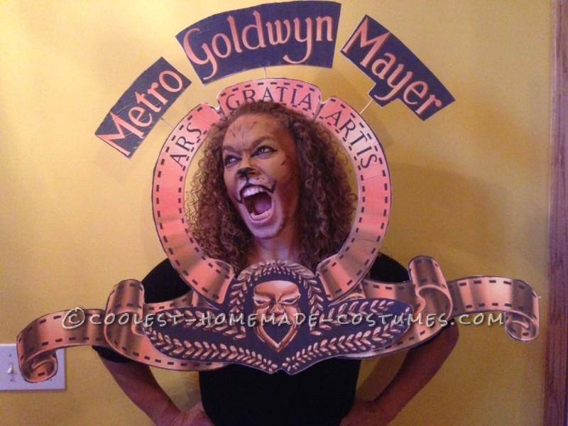 MGM Lion Logo