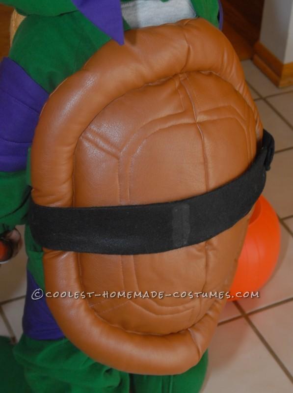 Coolest Throwback Teenage Mutant Ninja Turtle Costume for Boy - 5