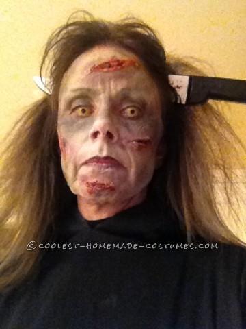 Frightning Zombie Costume