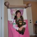 Creative Sleeping Beauty Illusion Costume