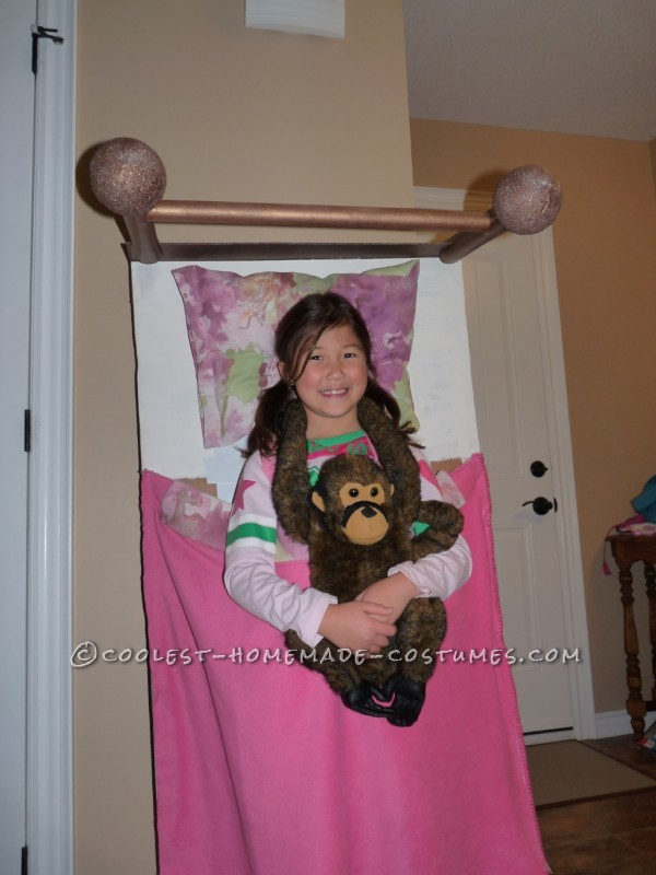 Creative Sleeping Beauty Illusion Costume