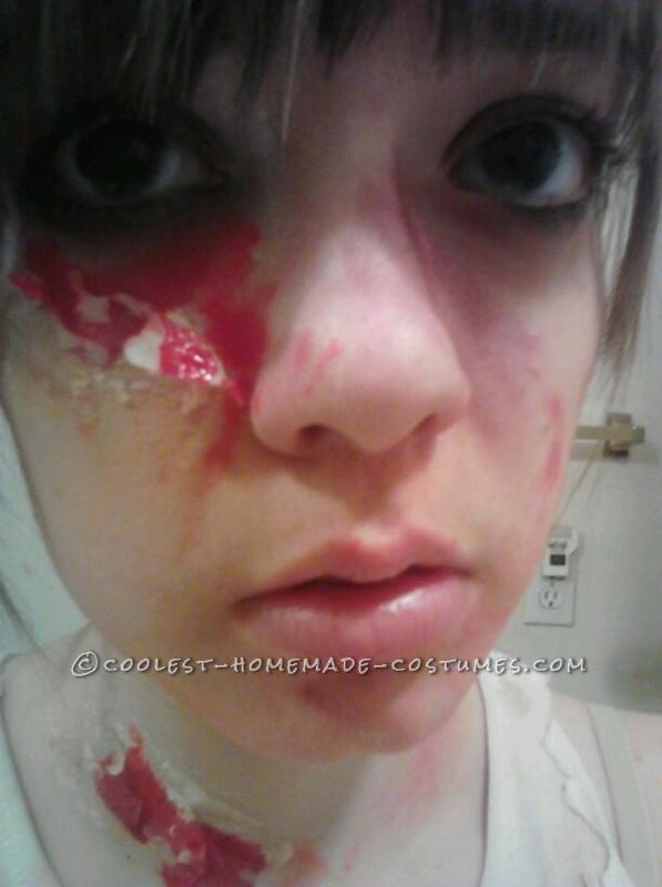 Creepy Dead Insane Asylum Escapee Costume - 1