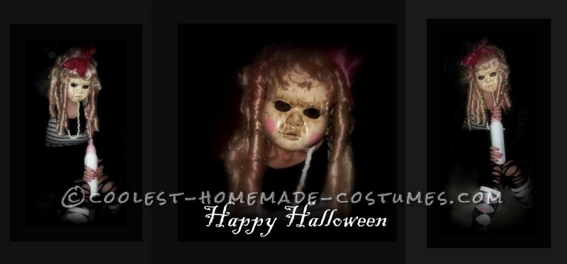Creepy Doll Costume - 2
