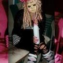 Creepy Doll Costume