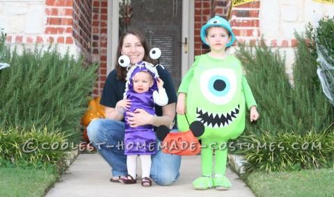 Cute Boo Toddler Halloween Costume