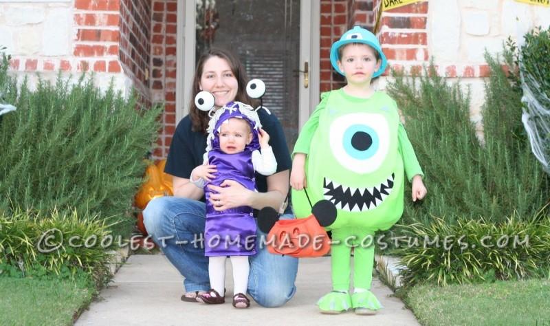 My boo on Halloween