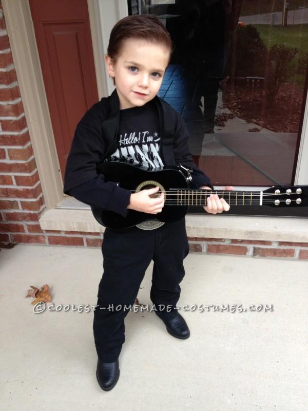 Cutest little Johnny Cash