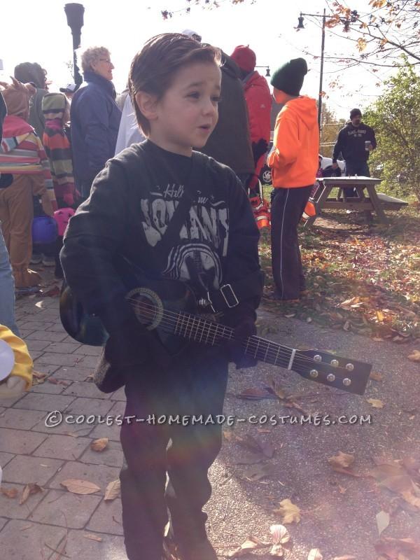 Cute Little Johnny Cash