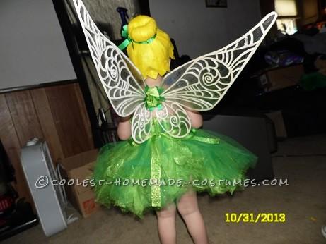 Cutest 100% Handmade Tinker Bell Costume