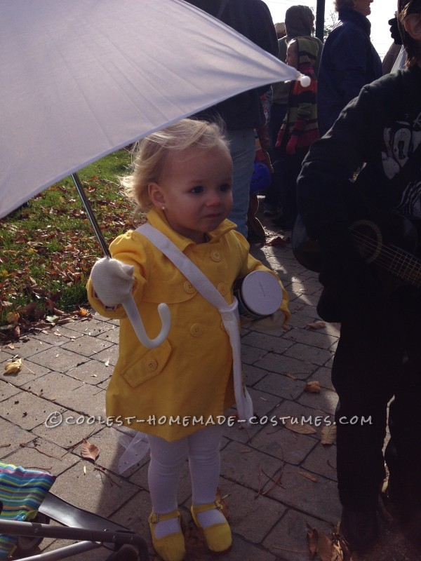 Cutest Little Morton Salt Girl