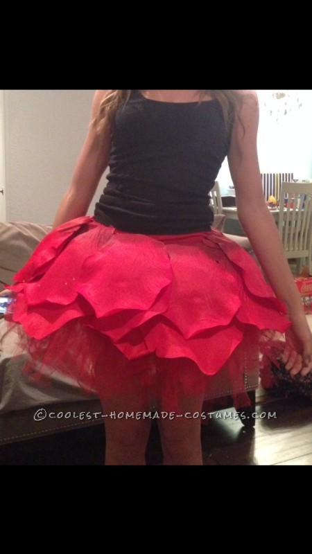 Dancing Rose Costume from Alice in Wonderland - 6