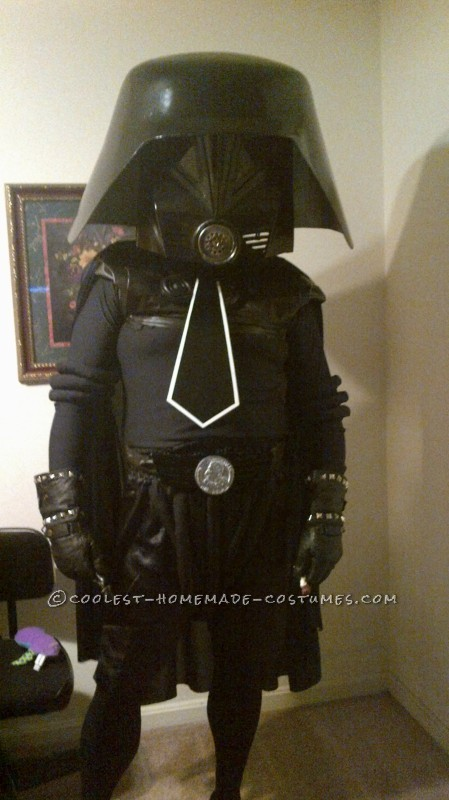 Dark Helmet Costume: The Man, The Myth... The Headache!