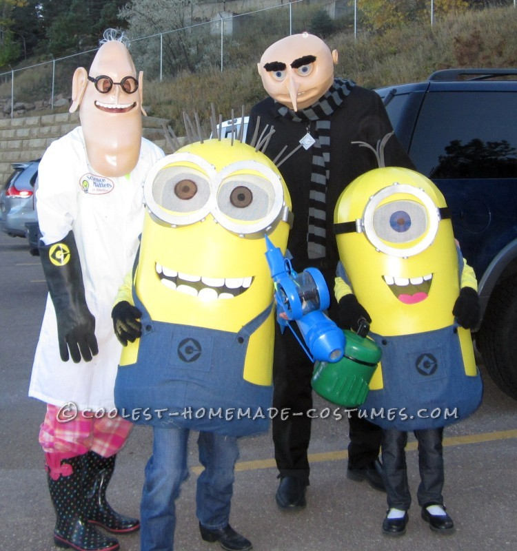 Just Despicable