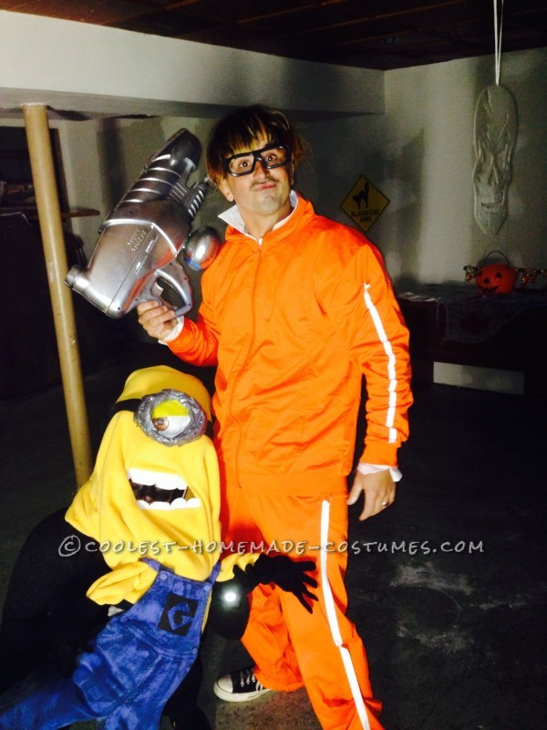vector and minion