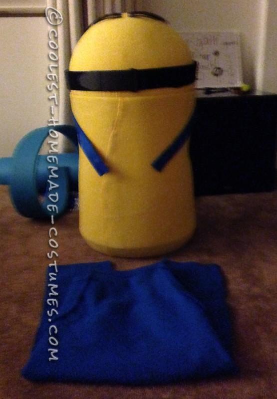 Despicable Me Minion Costume for a Child - 5