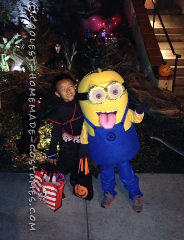 Despicable Me Minion Costume for a Child - 2