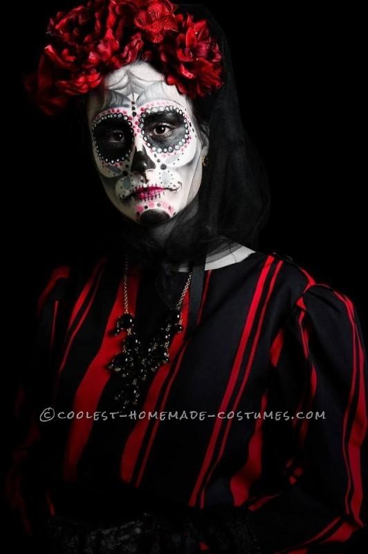Coolest Ever Dia de Los Muertos Familia Halloween Costume - 3