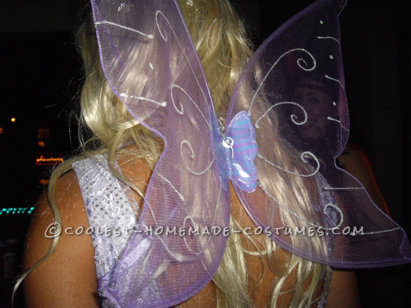 Dragon and Fairy Princess Couple Costume - 1