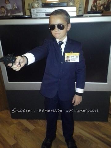 Easiest S.H.I.E.L.D. Agent Phil Colsen Halloween Costume