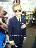 Easiest S.H.I.E.L.D. Agent Phil Colsen Halloween Costume - 1