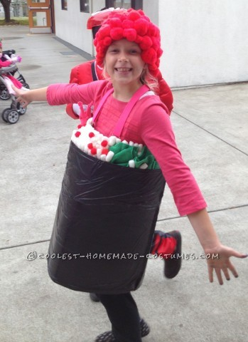 Easy Spicy Tuna Roll Sushi Costume