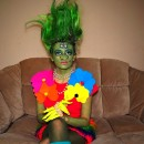 Elaborate Homemade Party Monster Troll St. Troll Costume