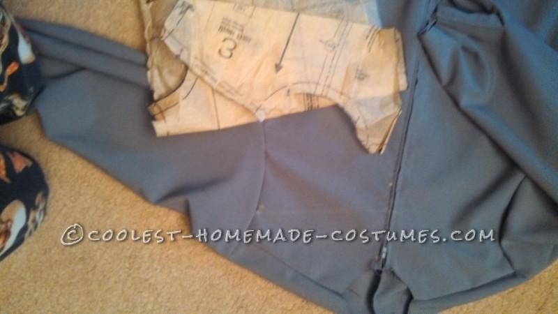 Ender's Game: A Homemade Battleschool Flightsuit