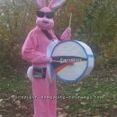Energizer Bunny Costume by the Energizer Granny